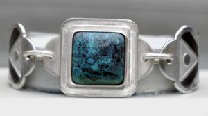 Sterling Art Deco Bracelet